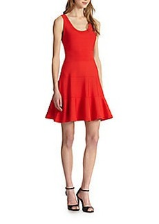 Diane von Furstenberg Perry Fit and Flare Dress