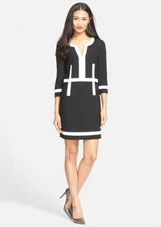 Diane von Furstenberg 'Petra' Stretch Woven Dress