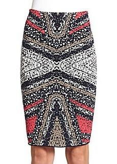 Diane von Furstenberg Phaedra Jacquard Skirt