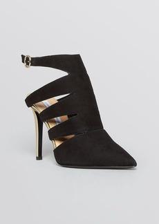 DIANE von FURSTENBERG Pointed Toe Evening Pumps - Bizzy High Heel