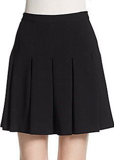 Diane von Furstenberg Raica Pleated Skirt