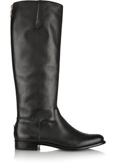 Diane von Furstenberg Ranger leather knee boots