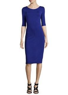 Diane von Furstenberg Raquel Jersey Dress, Ultramarine