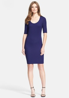 Diane von Furstenberg 'Raquel' Knit Sheath Dress