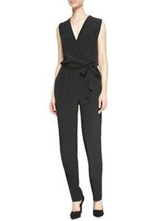 Diane von Furstenberg Rawena Waist-Tie Jumpsuit