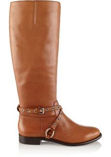 Diane von Furstenberg Regan leather boots