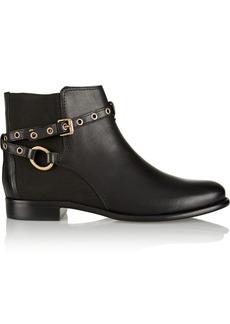 Diane von Furstenberg Rikki leather ankle boots