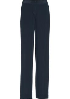 Diane von Furstenberg Salma silk wide-leg pants