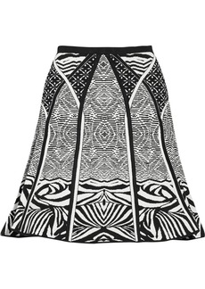 Diane von Furstenberg Samara stretch-knit skirt
