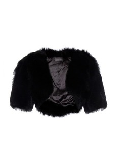 Diane Von Furstenberg Selita fox-fur jacket