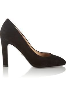 Diane von Furstenberg Serena suede pumps