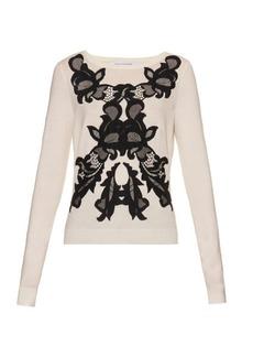 Diane Von Furstenberg Shane sweater
