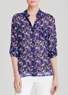 DIANE von FURSTENBERG Shirt - Lorelei Two Silk
