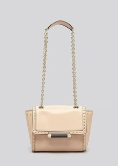 DIANE von FURSTENBERG Shoulder Bag - 440 Mini Faceted Stud Leather
