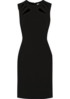 Diane von Furstenberg Sidra cutout stretch-jersey dress