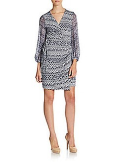 Diane von Furstenberg Sigourney Wrap Dress