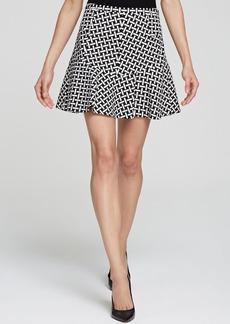DIANE von FURSTENBERG Skirt - Flirty Geometric