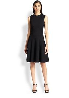 Diane von Furstenberg Sleeveless Fit & Flare Dress