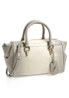 Diane von Furstenberg 'Small Sutra' Leather Duffel