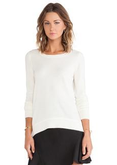 Diane von Furstenberg Solid Sweater