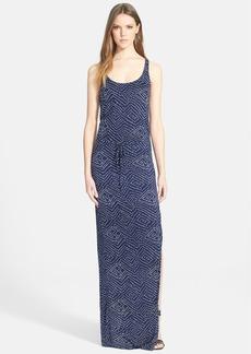 Diane von Furstenberg 'Sophie' Print Maxi Dress