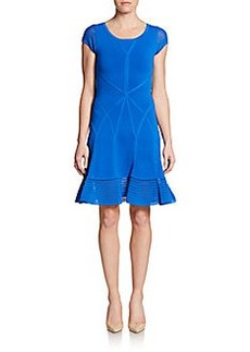 Diane von Furstenberg St. Petersburg A-Line Dress
