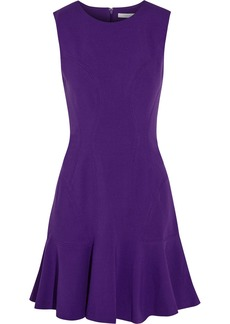 Diane von Furstenberg Stretch-jersey mini dress