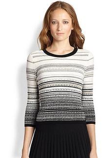 Diane von Furstenberg Striped Sweater