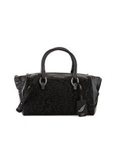 Diane von Furstenberg Sutra Small Duffel Bag, Black