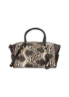 Diane von Furstenberg Sutra Small Duffel Bag, Mahogany/Multi