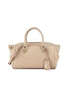 Diane von Furstenberg Sutra Small Duffel Bag, Taupe
