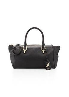 Diane von Furstenberg Sutra Small Duffle Bag, Black