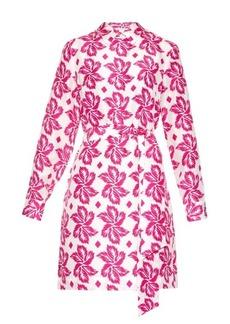 Diane Von Furstenberg Taffy shirtdress