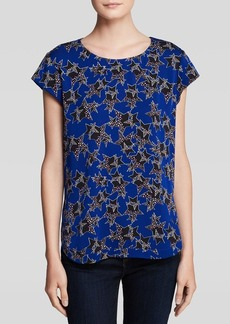 DIANE von FURSTENBERG Top - America Two Silk