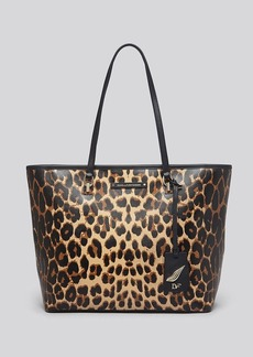 DIANE von FURSTENBERG Tote - Sutra Ready To Go Exotic-Printed Leather