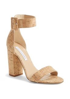 Diane von Furstenberg 'Ulrica' Ankle Strap Sandal (Women)