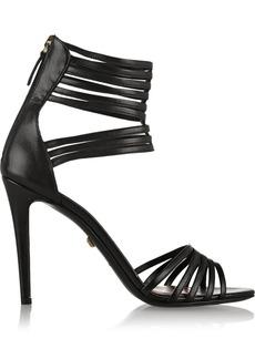 Diane von Furstenberg Ursula cutout leather sandals