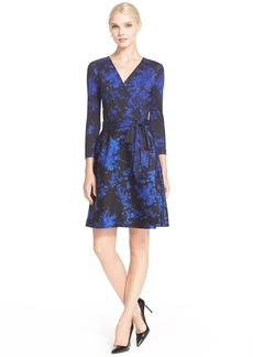Diane von Furstenberg 'Valerie' Wrap Dress