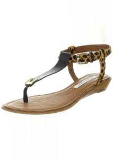 Diane von Furstenberg Women's Dion T-Strap Sandal