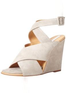 Diane von Furstenberg Women's Wynne Wedge Sandal