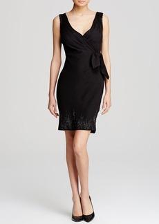 DIANE von FURSTENBERG Wrap Dress - Bella Embellished