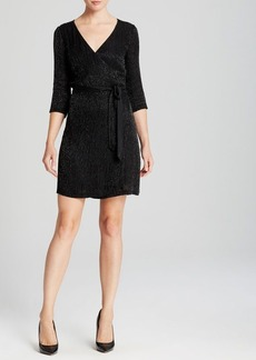 DIANE von FURSTENBERG Wrap Dress - Bloomingdale's Exclusive New Julian Two Mini