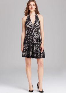 DIANE von FURSTENBERG Wrap Dress - New Amelia Lace