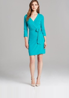DIANE von FURSTENBERG Wrap Dress - New Julian Two Mini
