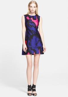 Diane von Furstenberg 'Yvette' Print A-Line Dress