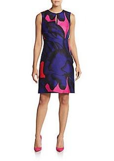 Diane von Furstenberg Yvette Print Dress
