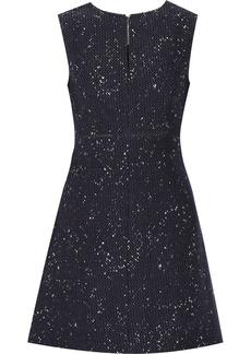 Diane von Furstenberg Yvette tweed mini dress