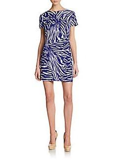 Diane von Furstenberg Zoe Jersey Dress