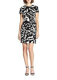 Diane von Furstenberg Zoe Silk Jersey Dress