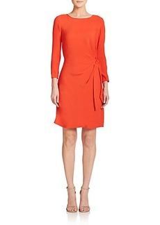 Diane von Furstenberg Zoe Stretch-Silk Jersey Dress